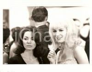 1989 SCANDAL - CASO PROFUMO Bridget FONDA and Joanne WHALLEY *Photo 25x20 cm