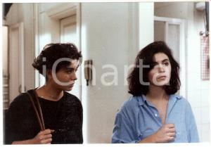 1990 I TARASSACHI Scilla FICCADENTI e Laurentina GUIDOTTI *Foto 18x12 cm