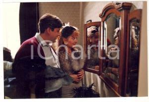 1990 LA LUNA EN EL ESPEJO Gloria MUNCHMEYER and Ernesto BEADLE *Photo 18x12 cm