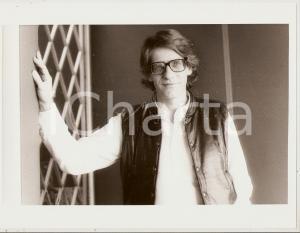 1985 ca CINEMA David CRONENBERG - Portrait of the director *Photo 24x17 cm