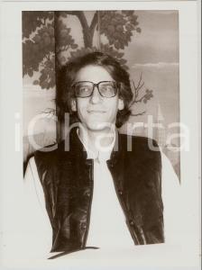 1985 ca CINEMA Portrait of the director David CRONENBERG *Photo 17x24 cm