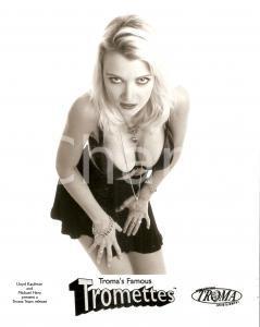 1995 ca CINEMA - TROMA Portrait of one of the tromettes *Photo 20x25 cm