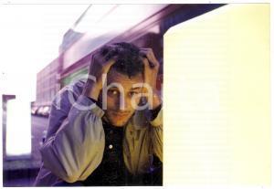1999 THE PROTAGONISTS Ritratto del regista Luca GUADAGNINO *Foto 20x14 cm
