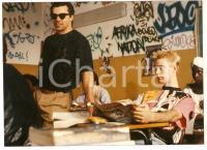 1993 QUATTRO BRAVI RAGAZZI Scena dal film di Claudio CAMARCA *Foto 17x12 cm