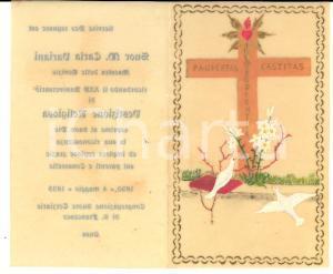 1955 SUSA Suore Terziarie di San Francesco - Santino Suor Maria Carla VARIANI