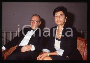 35mm vintage slide* 1995ca MUSICA - Ennio MORRICONE Maria TRAVIA Ritratto (1)