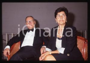 35mm vintage slide* 1995ca MUSICA - Ennio MORRICONE Maria TRAVIA Ritratto (2)