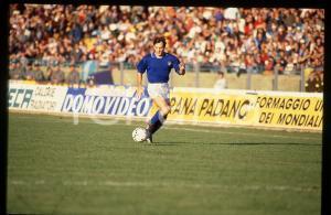 35mm vintage slide* 1989 CAGLIARI ITALIA ARGENTINA 0-0 - Luigi DE AGOSTINI