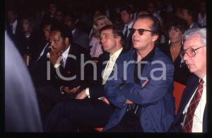 35mm vintage slide* 1988 ATLANTIC CITY Donald TRUMP Jack NICHOLSON Jesse JACKSON