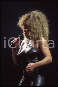 35mm vintage slide* 1990 ca MUSICA - Tina TURNER (9)