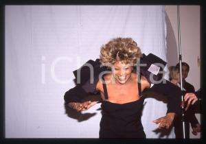 35mm vintage slide* 1990 ca COSTUME - Tina TURNER (2)