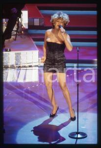 35mm vintage slide* 1996 FESTIVAL SANREMO - Tina TURNER