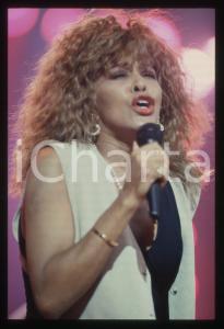 35mm vintage slide* 1990 ca MUSICA - Tina TURNER (16)