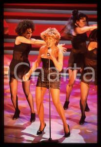 35mm vintage slide* 1996 FESTIVAL SANREMO - Tina TURNER (3)