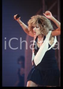 35mm vintage slide* 1990 FESTIVAL SANREMO - Tina TURNER