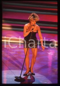 35mm vintage slide* 1996 FESTIVAL SANREMO - Tina TURNER (8)