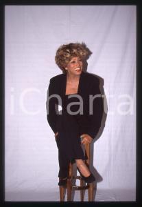 35mm vintage slide* 1990 ca COSTUME - Tina TURNER (3)