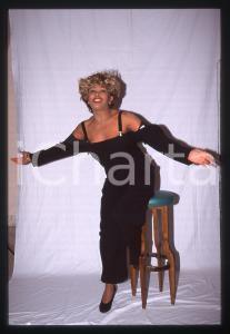 35mm vintage slide* 1990 ca COSTUME - Tina TURNER (5)