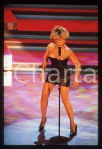35mm vintage slide* 1996 FESTIVAL SANREMO - Tina TURNER (13)