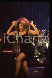 35mm vintage slide* 1990 FESTIVAL SANREMO - Tina TURNER (4)