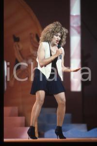 35mm vintage slide* 1990 FESTIVAL SANREMO - Tina TURNER (6)