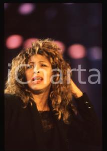 35mm vintage slide* 1990 FESTIVAL SANREMO - Tina TURNER (7)