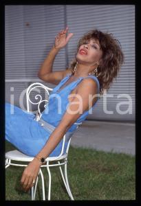 35mm vintage slide* 1990 ca COSTUME - Tina TURNER (6)