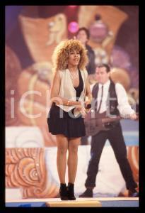35mm vintage slide* 1990 FESTIVAL SANREMO - Tina TURNER (9)