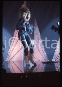 35mm vintage slide* 1990 ca MUSICA - Tina TURNER (18)