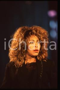 35mm vintage slide* 1990 FESTIVAL SANREMO - Tina TURNER (10)