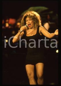 35mm vintage slide* 1990 FESTIVAL SANREMO - Tina TURNER (12)