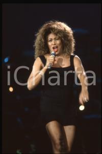 35mm vintage slide* 1990 FESTIVAL SANREMO - Tina TURNER (13)