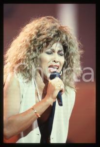 35mm vintage slide* 1990 FESTIVAL SANREMO - Tina TURNER (16)