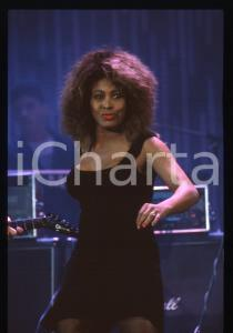 35mm vintage slide* 1990 FESTIVAL SANREMO - Tina TURNER (18)
