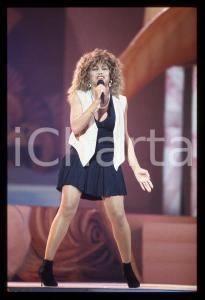 35mm vintage slide* 1990 FESTIVAL SANREMO - Tina TURNER (19)