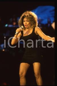35mm vintage slide* 1990 FESTIVAL SANREMO - Tina TURNER (20)