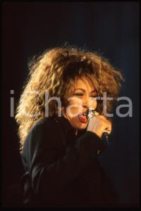 35mm vintage slide* 1990 FESTIVAL SANREMO - Tina TURNER (21)