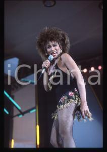 35mm vintage slide* 1990 ca MUSICA - Tina TURNER (21)