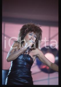 35mm vintage slide* 1990 ca MUSICA - Tina TURNER (22)