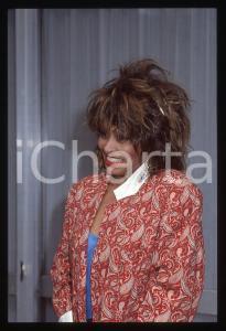 35mm vintage slide* 1984 COSTUME - Tina TURNER (2)