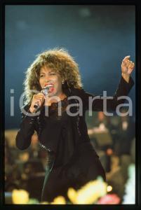 35mm vintage slide* 1990 FESTIVAL SANREMO - Tina TURNER (23)