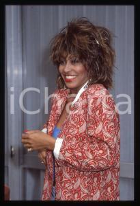 35mm vintage slide* 1984 COSTUME - Tina TURNER (3)
