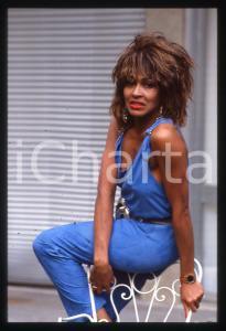 35mm vintage slide* 1984 COSTUME - Tina TURNER (5)