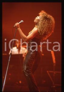 35mm vintage slide* 1990 ca MUSICA - Tina TURNER (26)