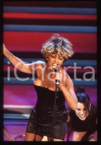 35mm vintage slide* 1996 FESTIVAL SANREMO - Tina TURNER (18)