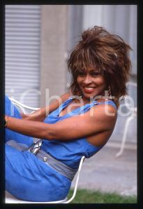 35mm vintage slide* 1984 COSTUME - Tina TURNER (8)