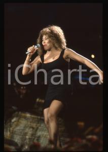 35mm vintage slide* 1990 FESTIVAL SANREMO - Tina TURNER (24)