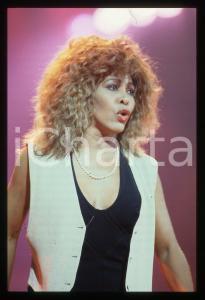 35mm vintage slide* 1990 FESTIVAL SANREMO - Tina TURNER (25)