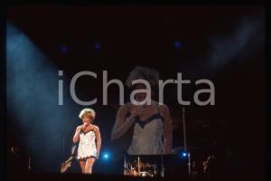 35mm vintage slide* 1990 ca MUSICA - Tina TURNER (27)