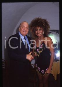 35mm vintage slide* 1984 RIVA DEL GARDA - Tina TURNER (2)